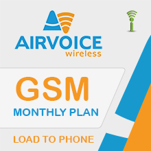 Airvoice Monthly Plans